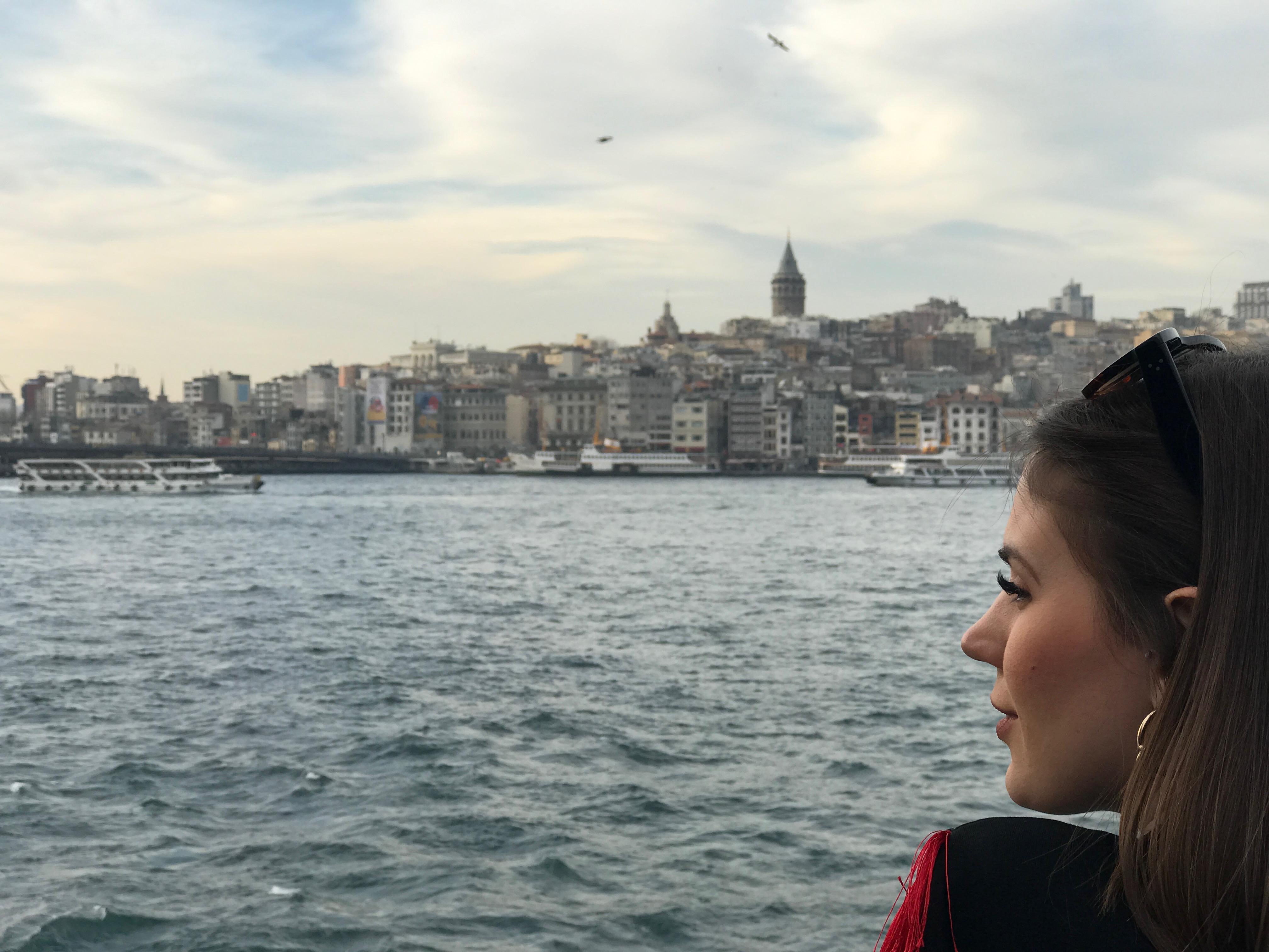 dora predojevic istanbul