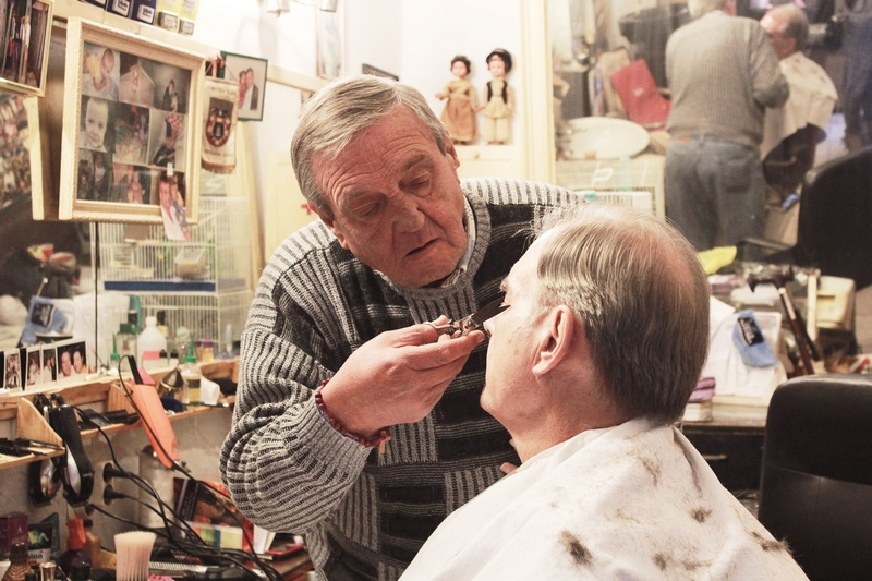 Barber shop Barber in Dubrovnik Croatia