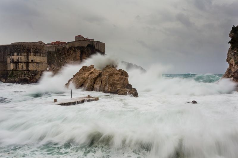Winter in Dubrovnik Dubrovnik Weather Forecast December Dubrovnik Weather In Winter