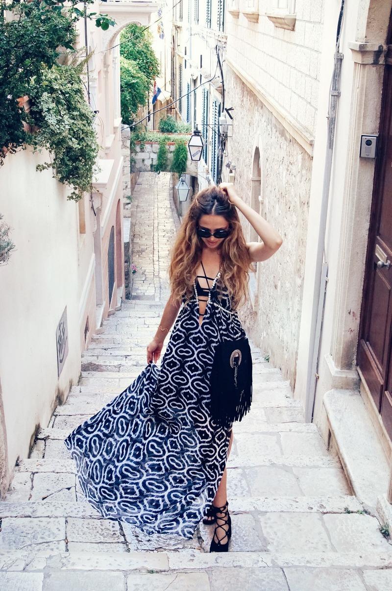 Amra Beganovich Travel Blogger Dubrovnik Croatia style