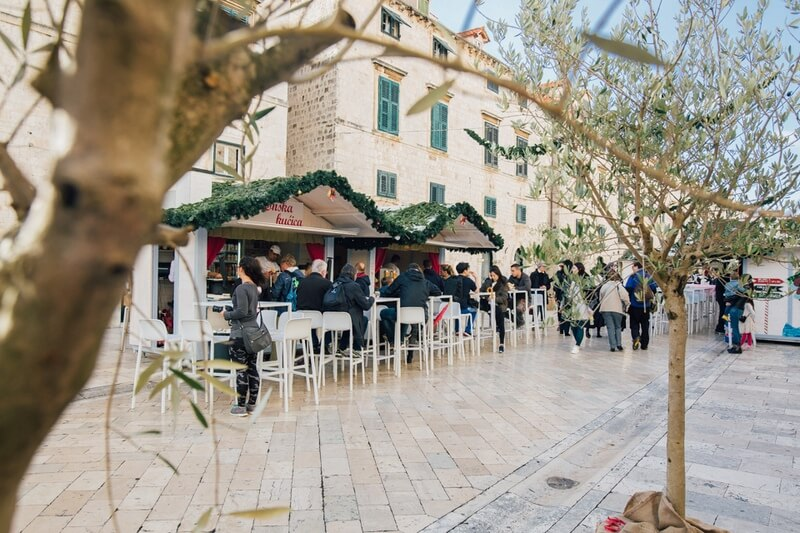 Dubrovnik Winter Festival Wine Event in Dubrovnik