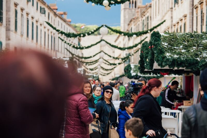 Dubrovnik Winter Festival Events in Dubrovnik Croatia