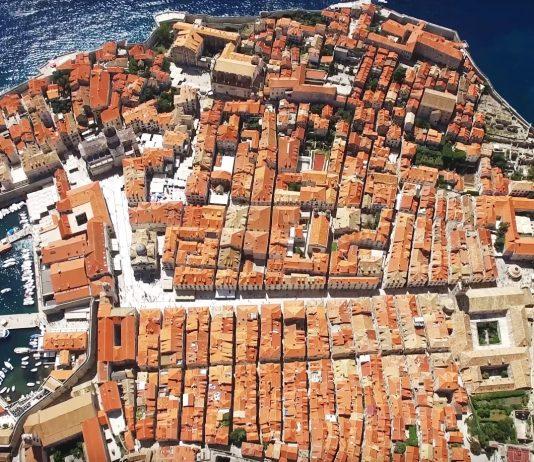 Old Town Video Dubrovnik