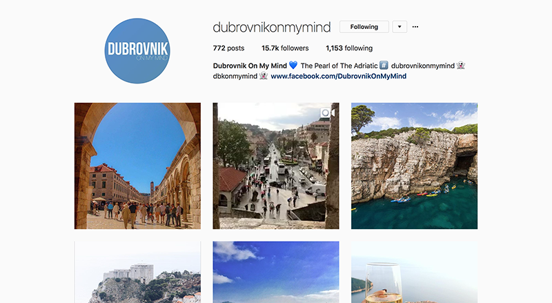 dubrovnik on my mind