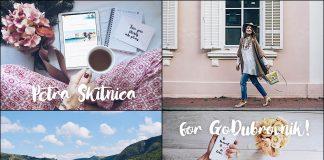 cover Summer Petra Skitnica GoDubrovnik Instagram Influencer Petra Skitnica Travel Blogger
