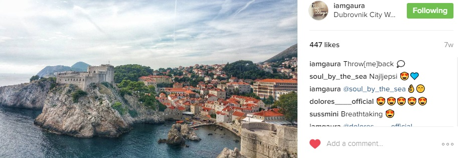 Instagram Roofs Dubrovnik Architecture Lonely Planet