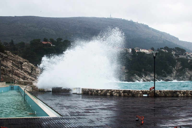 Dubrovnik Weather Dubrovnik Storm Temperature In Dubrovnik