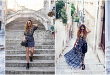 Amra Beganovich Travel Blogger Dubrovnik beach style travelers