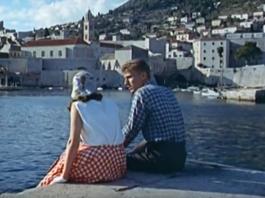 dubrovnik vintage video