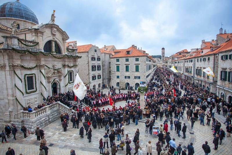 travel visit dubrovnik in winter Josipa Dragun Dubrovnik winter festival