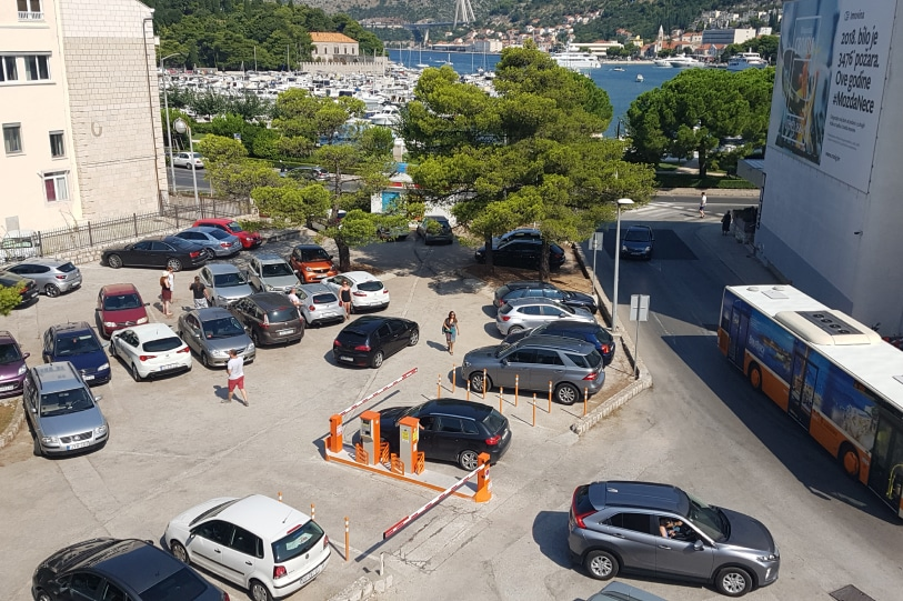 dubrovnik daily parking