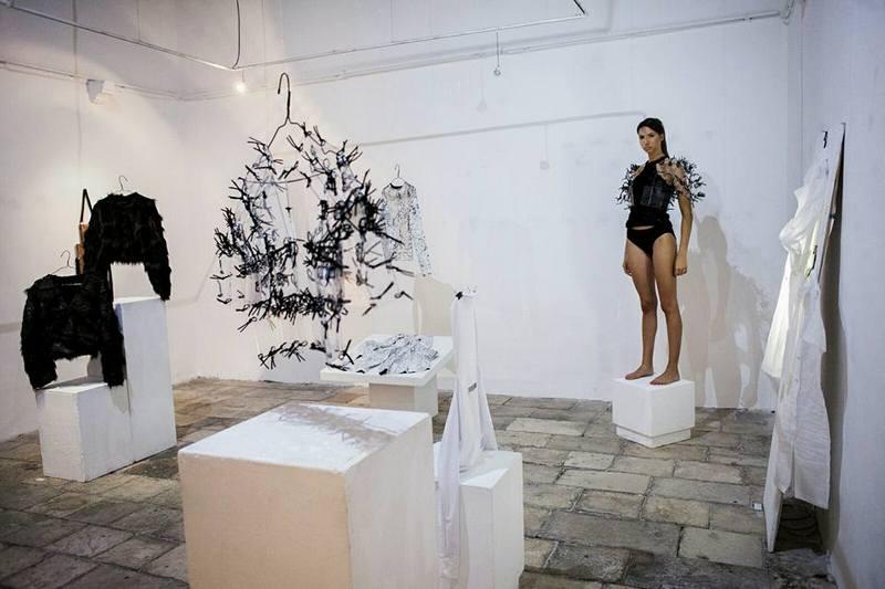 exhibition Duje Kodžoman designer Šibenik Dubrovnik