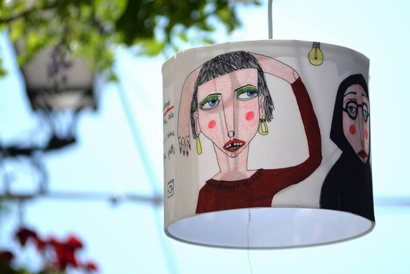 exhibition Duje Kodžoman designer Šibenik Dubrovnik lamp festival