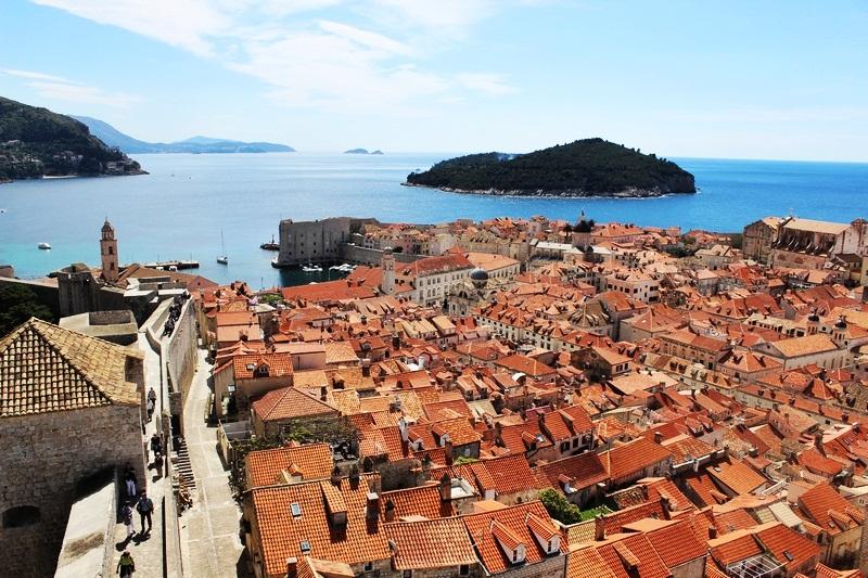 Sarajevo Dubrovnik story city old town