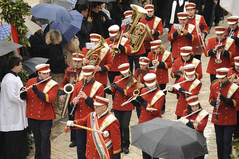 dubrovnik brass band