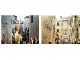 Jesuit Stairs Dubrovnik filming Game of Thrones Locations