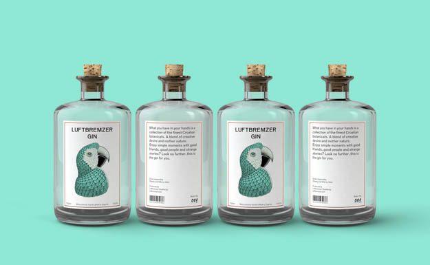 luftbremzer gin croatia