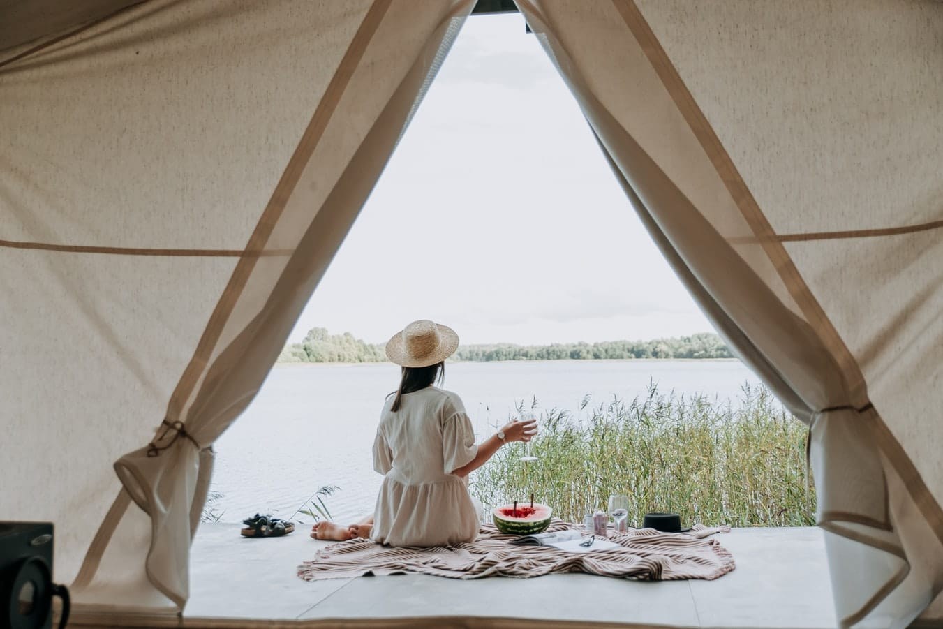 glamping trend