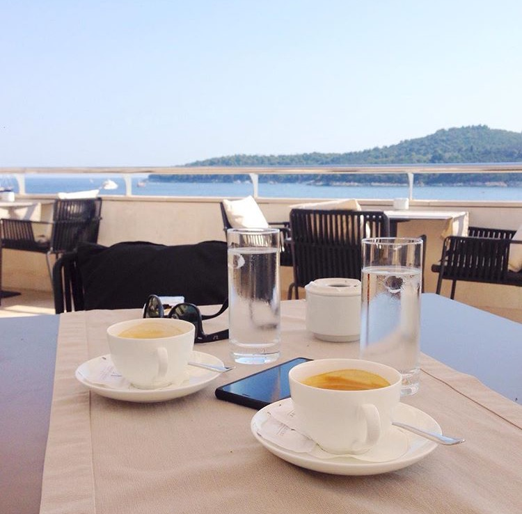 coffee dubrovnik croatia