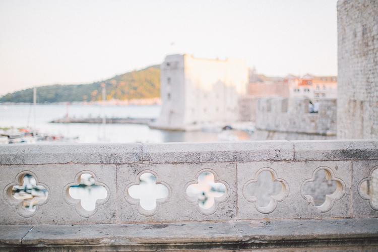 rozet dubrovnik history
