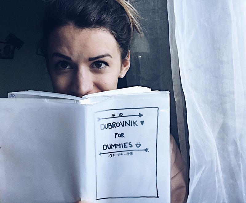 Petra Skitnica GoDubrovnik Instagram Influencer Petra Skitnica Travel Blogger diary dubrovnik