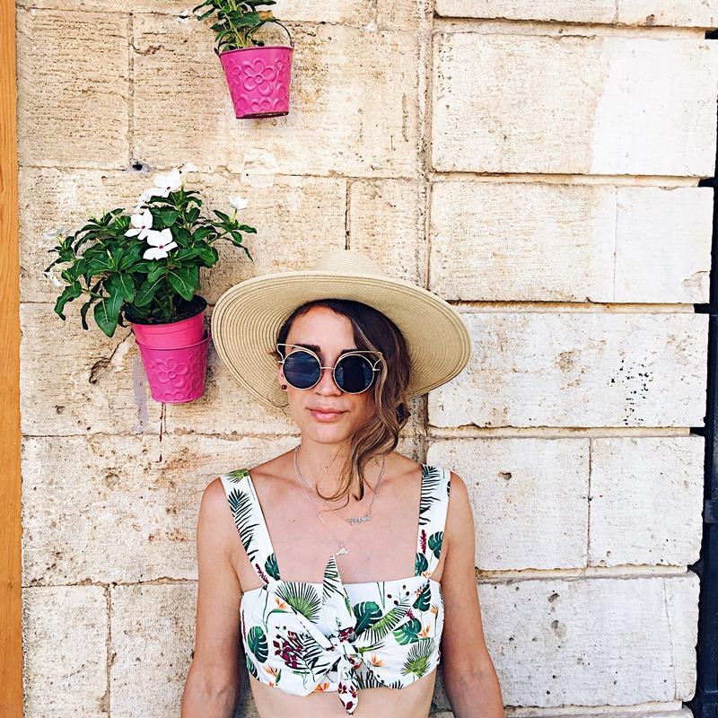 Petra Skitnica GoDubrovnik Instagram Influencer Petra Skitnica Travel Blogger dubrovnik