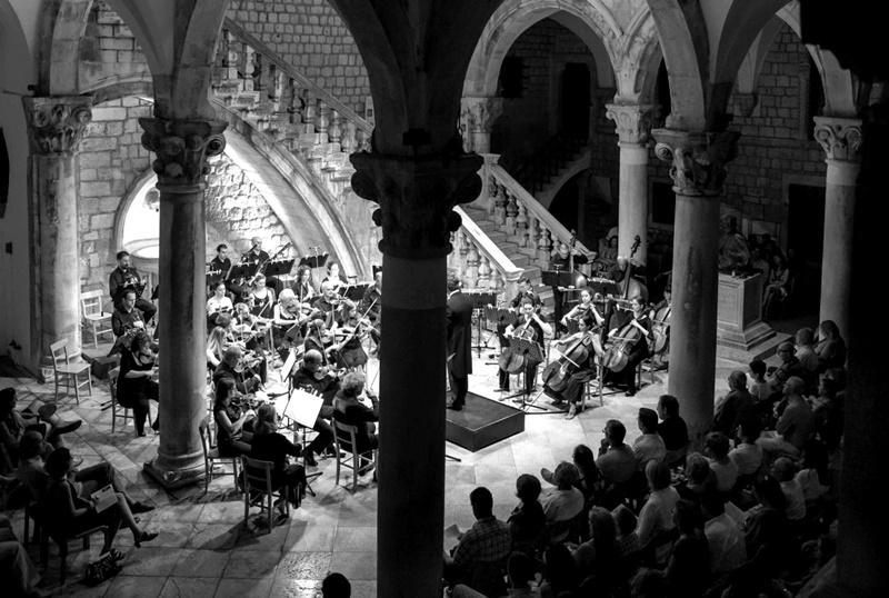 Dubrovnik pijanist Knežev Dvor Kultura glazba Andrey Gugnin