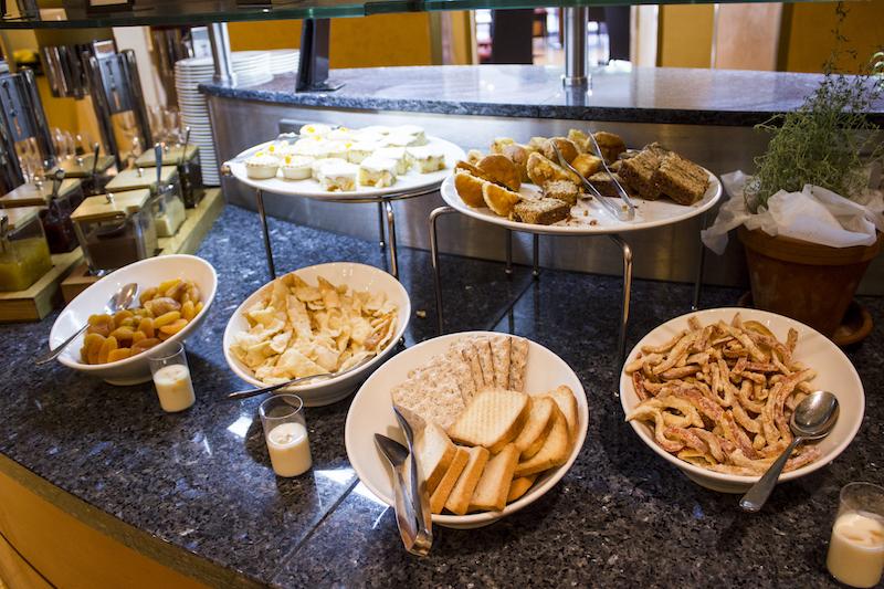 hilton imperial dubrovnik breakfast