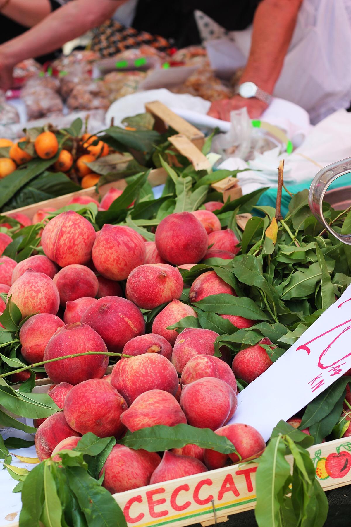 Green market Dubrovnik