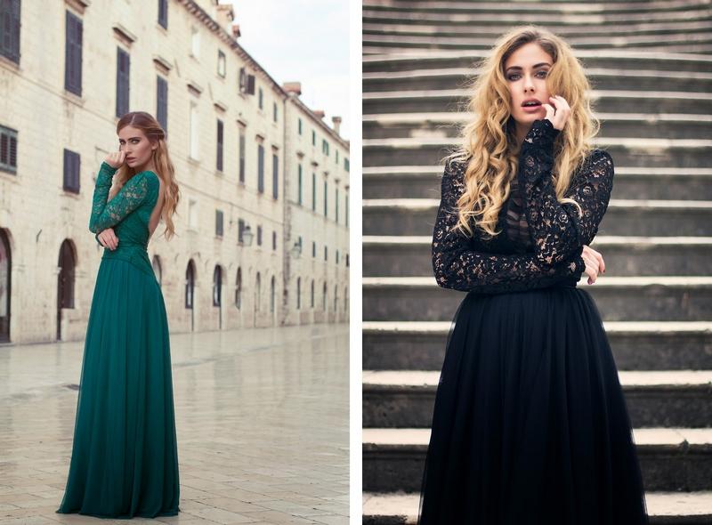 Dubrovnik Fashion blogger Isabella Rakonić streetstyle