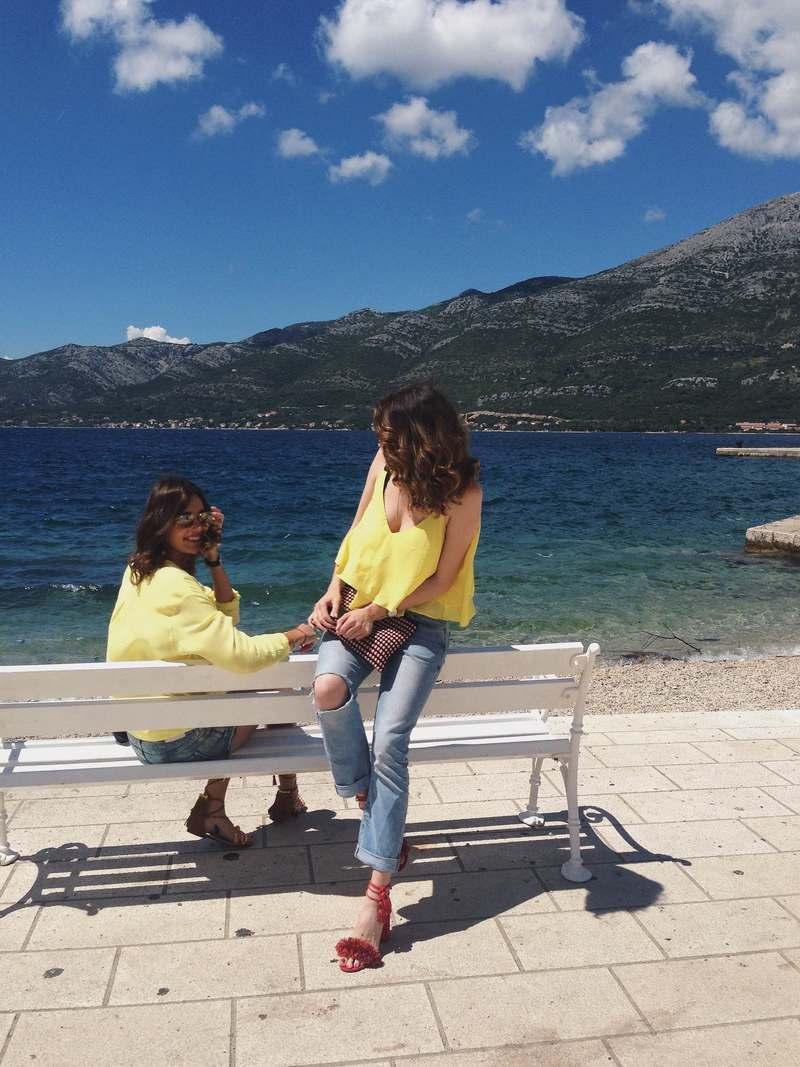 Josipa Dragun Biology Instagram travel Dubrovnik GoDubrovnik details Old Town Korcula