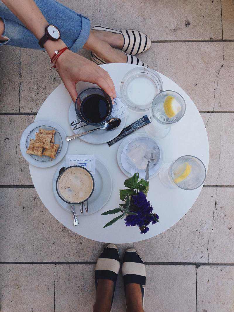 Josipa Dragun Biology Instagram travel Dubrovnik GoDubrovnik details breakfast