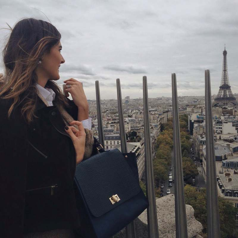 Josipa Dragun Biology Instagram travel Dubrovnik GoDubrovnik blogger Paris