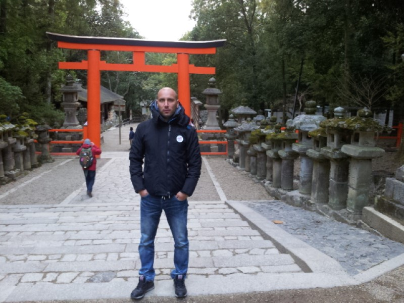 Ivan Vukovic Japan travel diary
