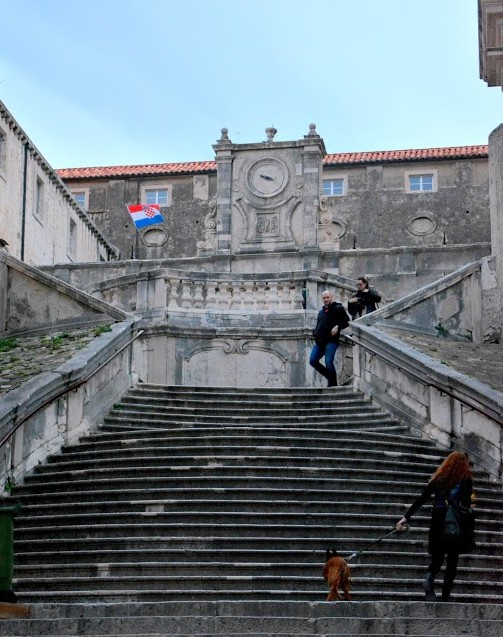 jezuiti steps godubrovnik travel