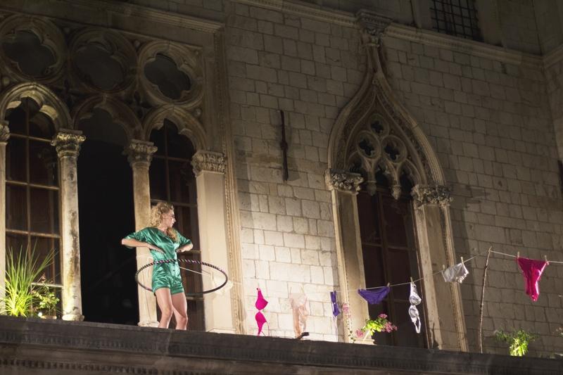 theater La Bottega de Caffe art Dubrovnik Summer Festival Dubrovnik GoDubrovnik blogger Roza Zanini