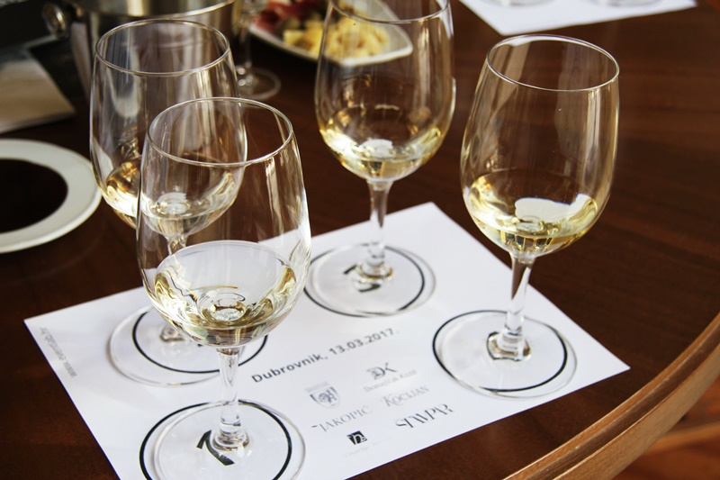 restoran klarisa dubrovnik vina