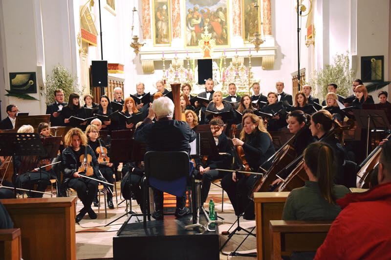 dubrovački komorni zbor s dubrovačkim simfonijskim orkestrom