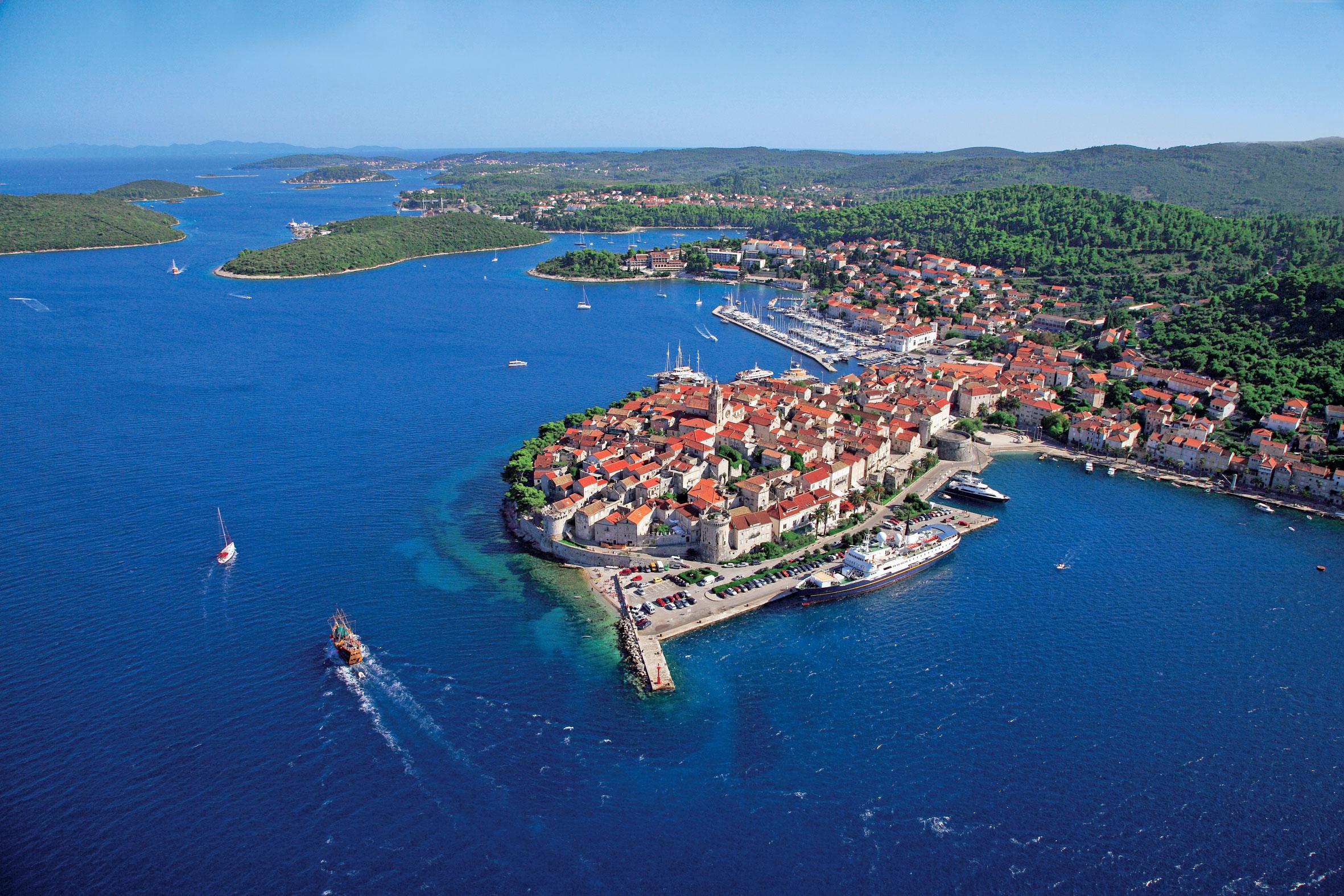 Marco polo festival josipa korcula dragun croatia