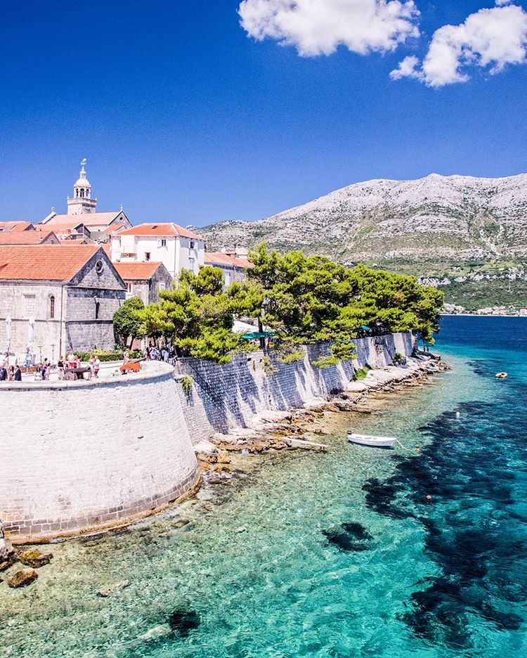 korcula Timotej Gošev Dubrovnik