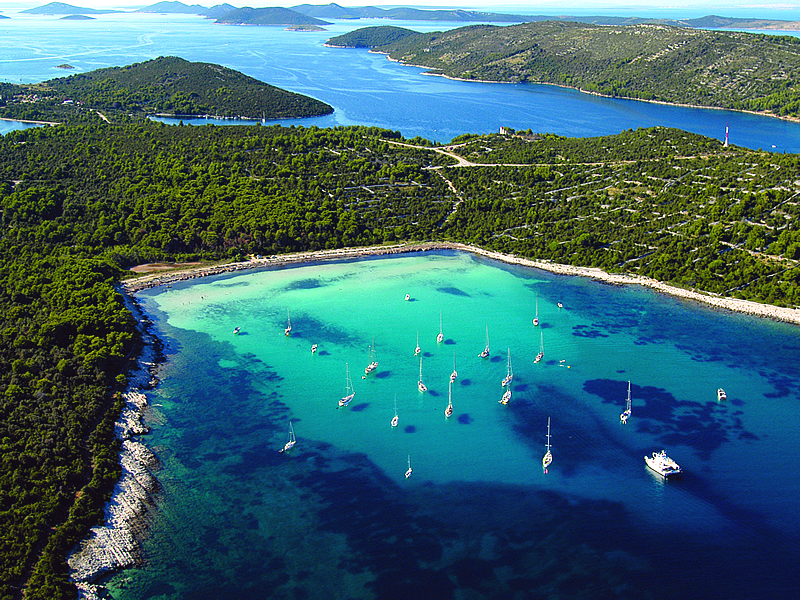 Kornati marina Croatia