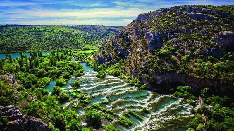 Krka National Park Croatia tourism