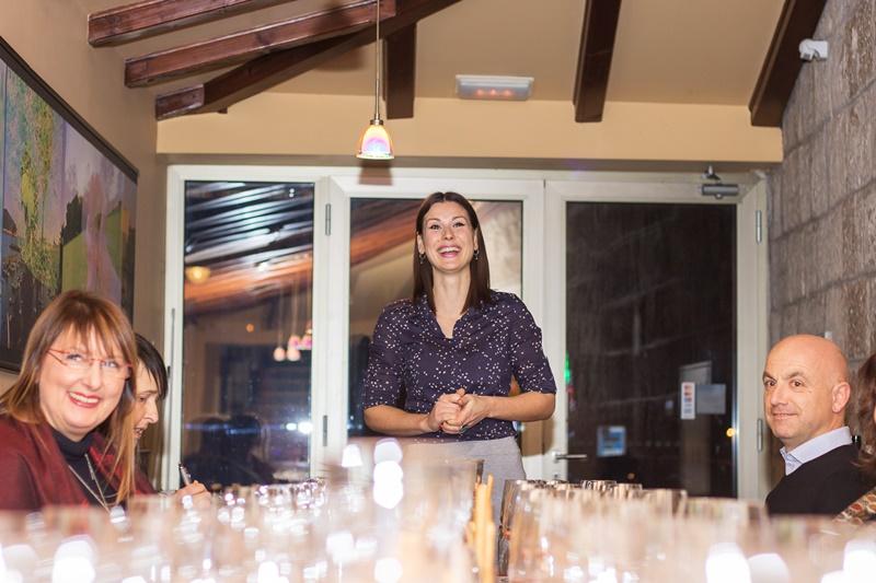 Ksenija Matić vino Dubrovnik