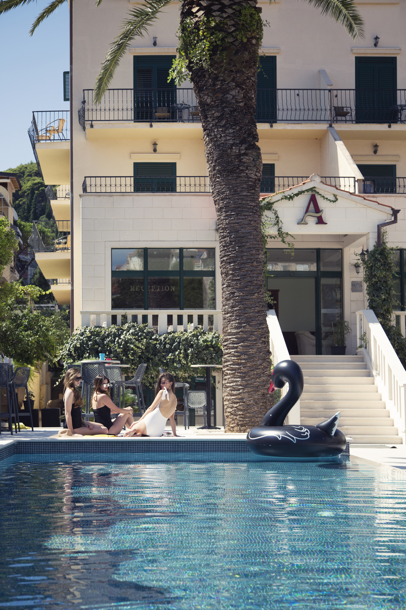 Kupanje Hotel Aquarius