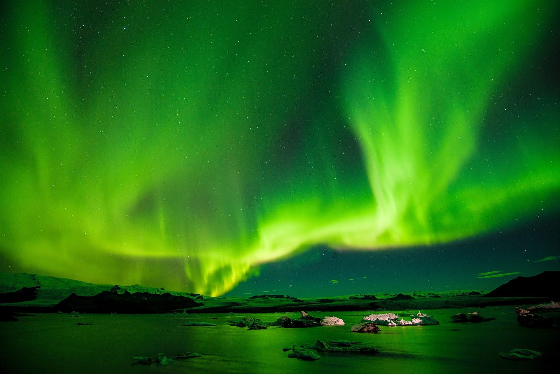 lapland-northern-light