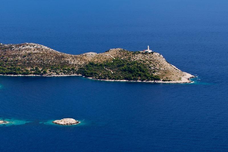 Island Lastovo Dubrovnik GoDubrovnik nature Chasing the Donkey