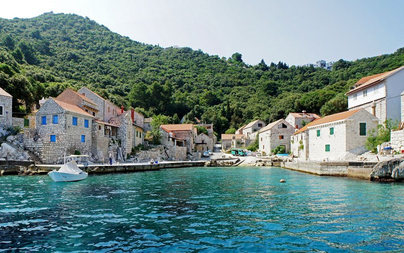 historic nature Lastovo old town Dubrovnik GoDubrovnik Chasing the Donkey