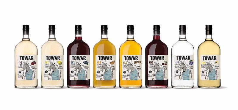 Towar Likeri&Rakije hrvatska piće