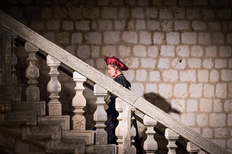 Dubrovnik summer festival art music theater Libertas