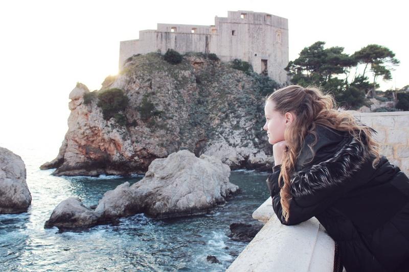 Klaudia Art Dubrovnik artist